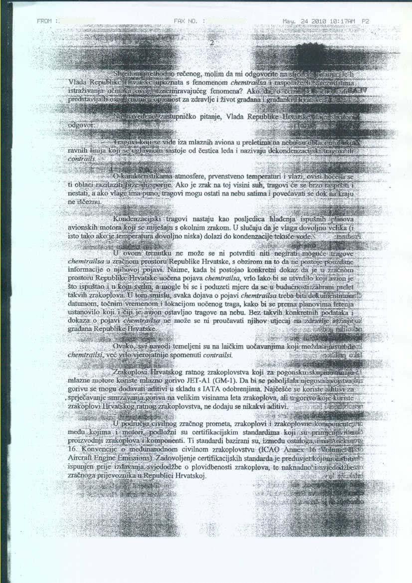 """CHEMTRAILS"""" NAPOKON U HRVATSKOM SABORU: Pročitajte objašnjenje premijerke Kosor Kem_hrv_2"""